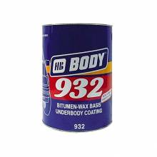 Υποδαπέδια προστασία HB BODY 932 Bitumen wax basis underbody coating (4 Lit.)
