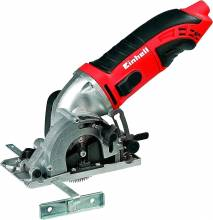 Δισκοπρίονο mini 450W EINHELL TC-CS 860/1 KIT (4330992)